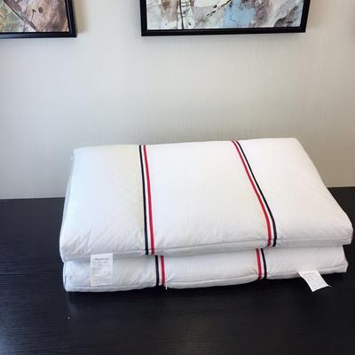 彩边三方格全荞麦枕 三方格全荞麦枕