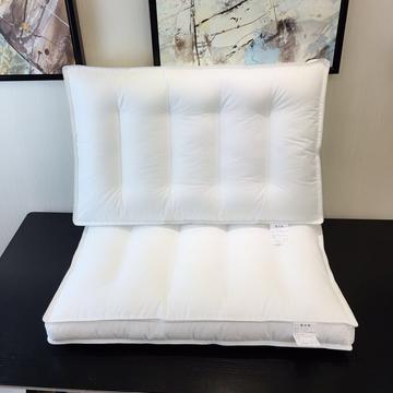 四线格水洗枕