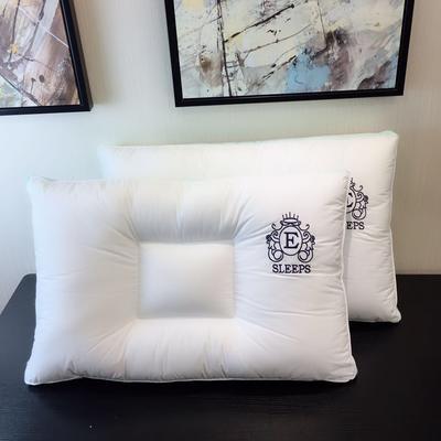 木果枕芯  E字凹型水洗枕 E字凹型水洗枕