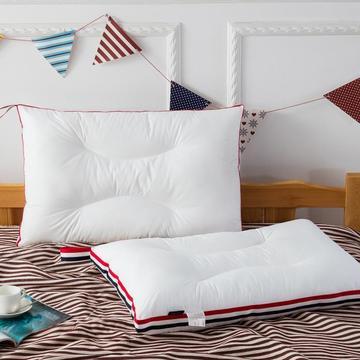 全棉吊带水洗枕