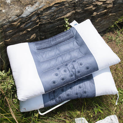 半鱼纹决明子磁疗保健枕 半鱼纹决明子磁疗保健枕