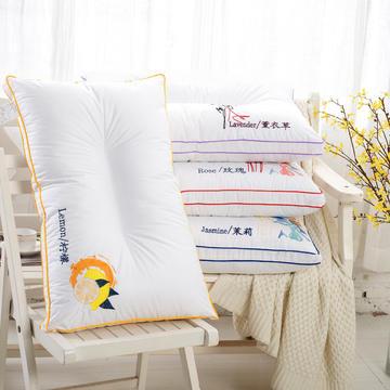 生态花草药物保健枕