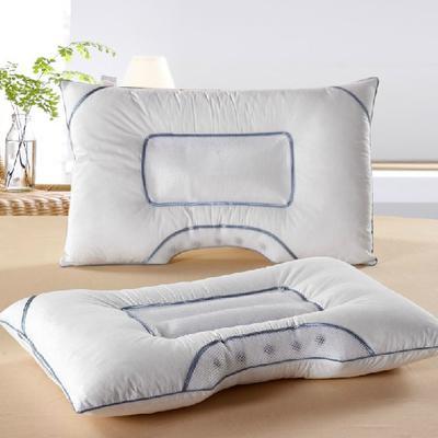 弧形磁疗药物保健枕 弧形磁疗药物保健枕