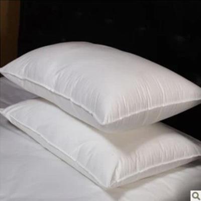 酒店水洗双针羽丝绒枕 酒店水洗双针羽丝绒枕