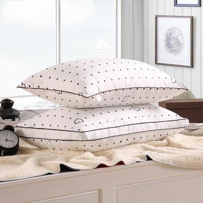 爱心高弹枕 爱心高弹枕  单边爱心枕