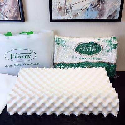 正品v牌乳胶枕   VENTRY乳胶琅琊款枕 正品v牌乳胶枕   VENTRY乳胶琅琊