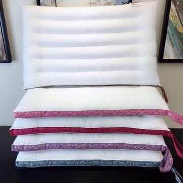儿童水洗低枕  成人低枕促销枕
