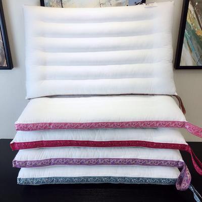 儿童水洗低枕  成人低枕促销枕 儿童水洗低枕  成人低枕促销枕