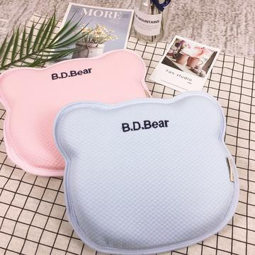 婴儿护颈记忆枕芯枕头