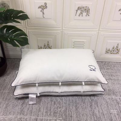 全棉云朵二合一水洗枕芯枕头 全棉云朵二合一水洗枕芯枕头