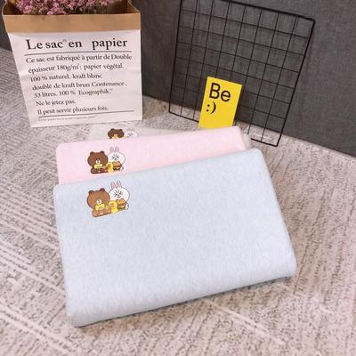 新品儿童彩棉乳胶枕头 新品儿童彩棉乳胶枕头  粉色
