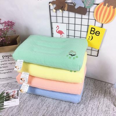 新品儿童彩棉水洗枕头 新品儿童彩棉水洗枕头