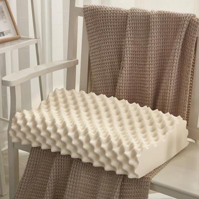 天然乳胶枕芯   高低乳胶  琅琊乳胶枕头  40*60 琅琊乳胶枕头