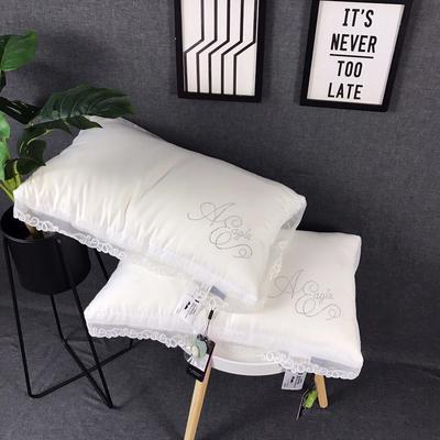 新品可拆可看蚕丝枕头  蚕丝二合一枕芯 新品可拆可看蚕丝枕头  蚕丝二合一枕芯