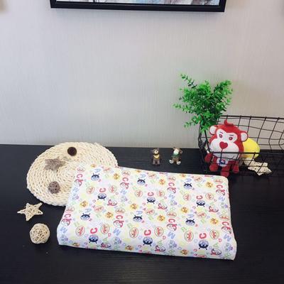 2019新款儿童泰国进口乳胶枕 abc面包超人