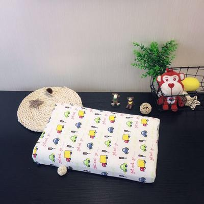 2019新款儿童泰国进口乳胶枕 小汽车