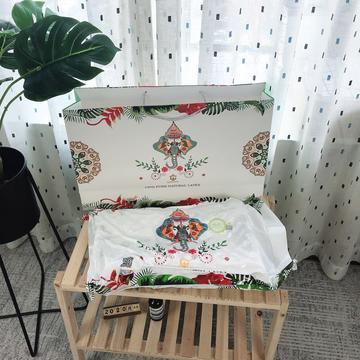 新品泰国伽迪萨天然乳胶枕头枕芯