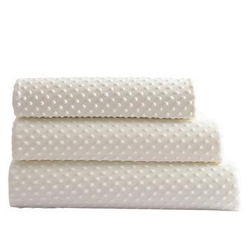 波点记忆枕头  枕芯高回弹记忆枕