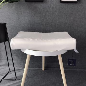 泰国玻尿酸天然乳胶枕芯枕头玻尿酸护颈枕乳胶按摩枕