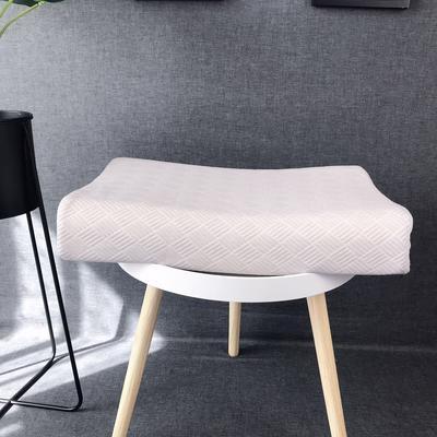 泰国天然乳胶枕芯枕头   几何空间    灰色 泰国天然乳胶枕芯枕头   几何空间