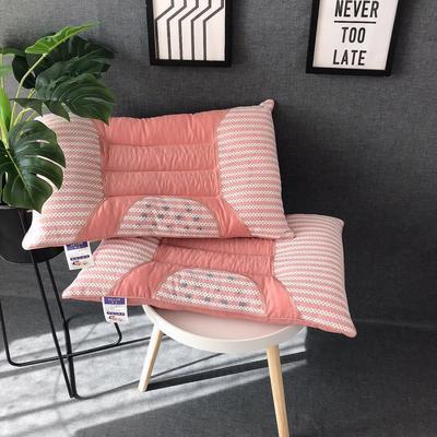 新品纱网彩色决明子保健枕芯 枕头 新品纱网彩色决明子保健枕芯 粉色