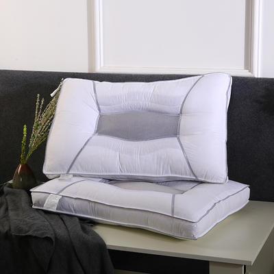 全棉菱形决明子保健枕芯枕头 全棉菱形决明子保健枕芯枕头