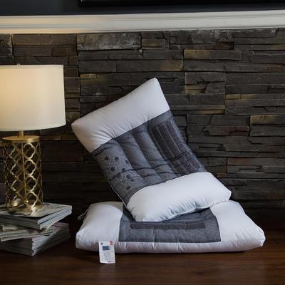 全棉琥珀功能保健枕芯枕头 半鱼纹决明子保健枕芯