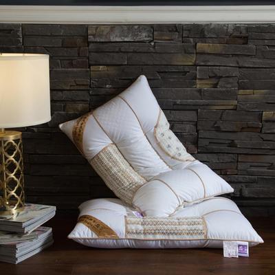 全棉琥珀功能保健枕芯枕头 琥珀颈椎保健枕芯