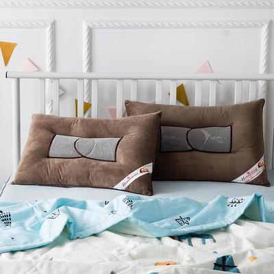 荷兰绒生态决明子保健枕芯枕头 荷兰绒生态决明子保健枕芯枕头
