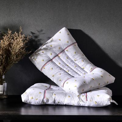 全棉小蜜蜂决明子保健枕芯枕头 全棉小蜜蜂决明子保健枕芯枕头