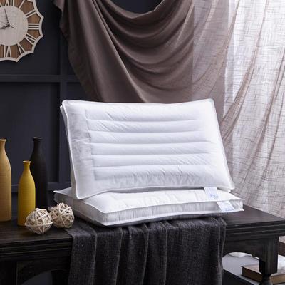 全棉立体荞麦羽丝绒枕头枕芯 全棉立体荞麦羽丝绒枕头枕芯