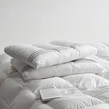 2020新款全棉定位星级酒店枕芯枕头