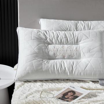 2020新款欧式艾香助眠护颈枕枕芯枕头