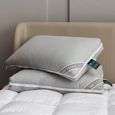 黑科技酒店高枕  新款生命磁循环二合一护颈枕 生命磁循环二合一护颈枕   一只装