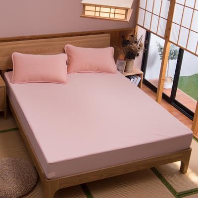2019新款科技云母凉席 床单款0.9*2米(二件套) 条纹玉