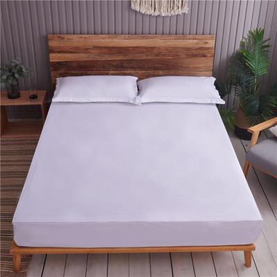 2019新款防水六面全包 120x200床垫高5-12通用防水 防水-白色