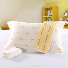 六层纱布枕巾 星 愿 [50*80]
