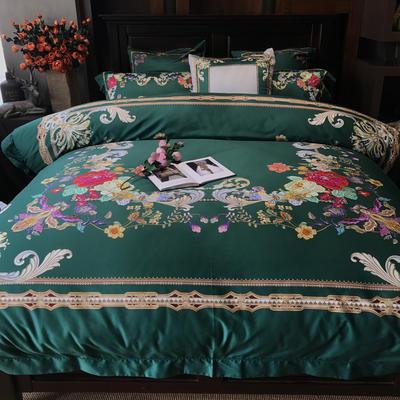 三树 100支数码印花产品套件 标准(1.5m床-1.8m床) 米莎