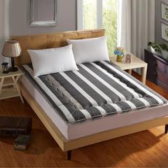 床垫系列印花磨毛榻榻米床垫卡通垫背学生床 0.9*2.0m 简约派