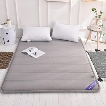 2018 新款 多层复合宽包边床垫垫子 1.8*2.0m 灰