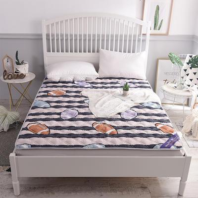 2018新款水洗棉床护垫床垫垫子 1.2*2.0 运动宝贝
