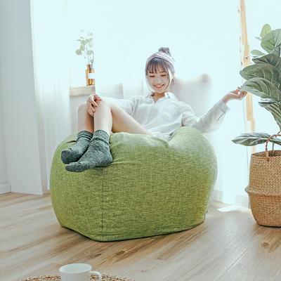 2018新款懒人沙发 65*65*40cm 草绿