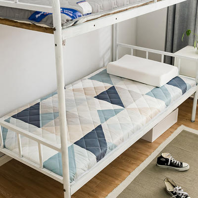 2020新款磨毛印花学生床垫-5cm 1.2*2.0m 加州