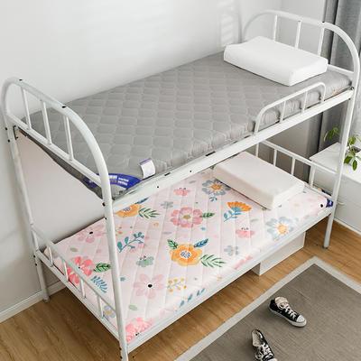 2020新款磨毛印花学生床垫-5cm 0.9*2.0m 爱丽丝