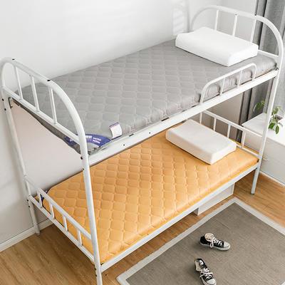 2020新款磨毛印花学生床垫-5cm 0.9*2.0m 驼