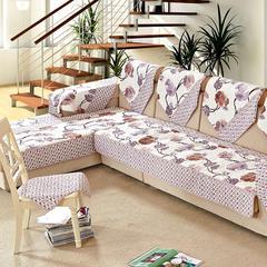 沙发坐垫钻石绒沙发垫 50*50(用于扶手或靠背) 倾城花样