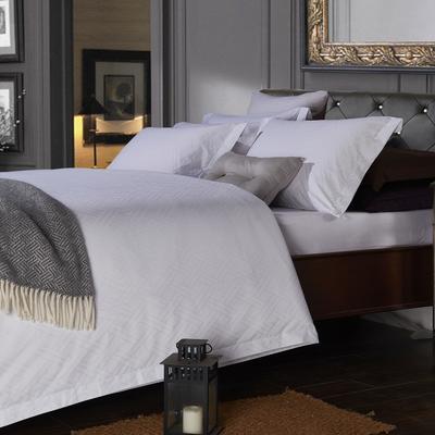 艺麦酒店家居    60提花系列四件套提花四件套酒店四件套宾馆四件套 标准1.5-1.8m 异格情缘