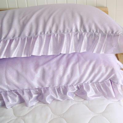 来自银河系的blingbling枕套 靠垫含芯45CMX45CM/一个 浅紫