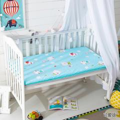 多米兔床垫褥子床垫系列 脱套硬床垫 65*115 可爱颂