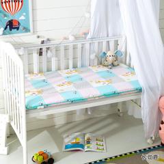 多米兔床垫褥子床垫系列 脱套硬床垫 65*115 长劲鹿